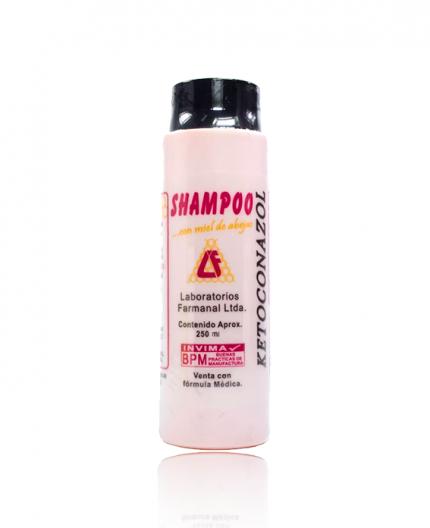 Shampoo ketokonazol