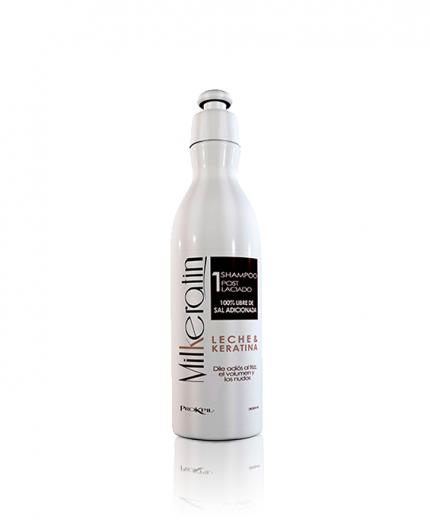 Shampoo Milkeratin de PROKPIL