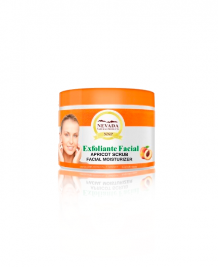 Exfoliante Facial Apricot Nevada