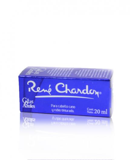 Gotas Azules René Chardon