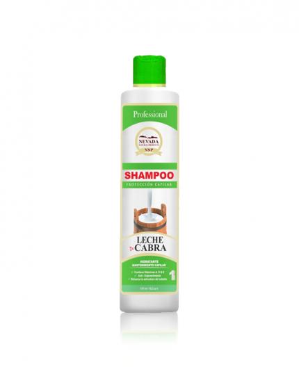 Shampoo Leche de Cabra Nevada