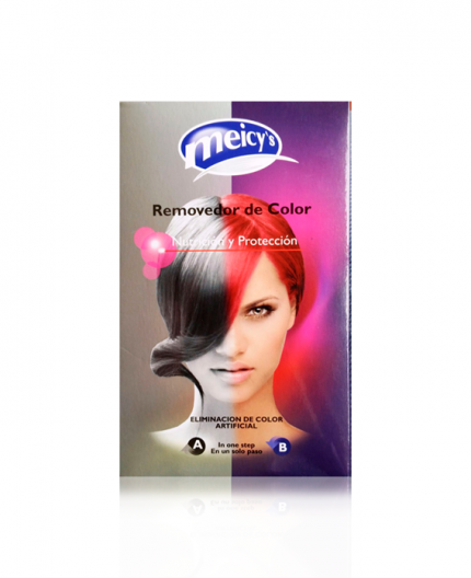 Removedor de Color Meicys