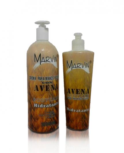Crema de Manos y Cuerpo Marvin Avena