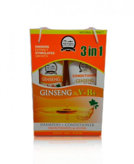 Shampoo + Acondicionador Ginseng Plus V-B5