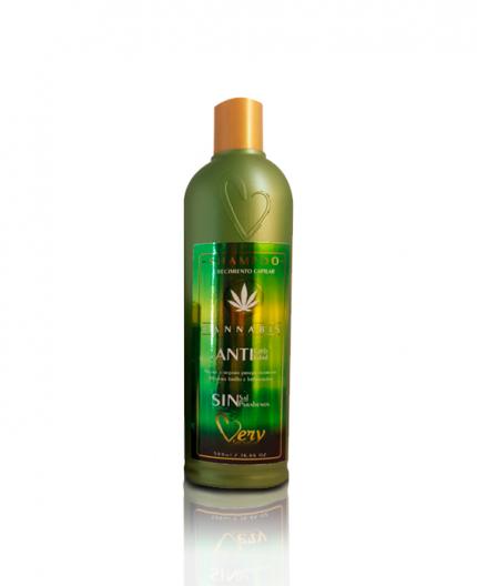 shampoo Capilar Cannabis Very Secret
