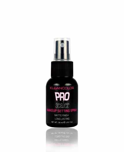 Pro Sealer Makeup Setting Spray Kleancolor