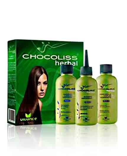 Kit Alisante Progresivo Chocoliss Herbal