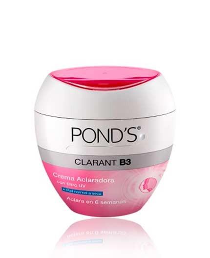 Ponds Clarant B3 con Filtro UV para Piel Normal a Seca