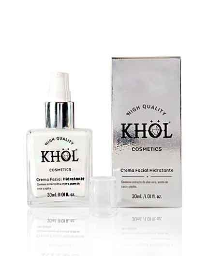 Crema Facial Hidratante Khol