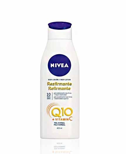 Nivea Q10 Reafirmante