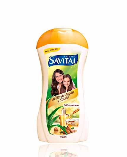 Shampoo y Acondicionador Savital