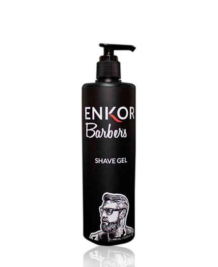 Gel para Afeitar Enkor