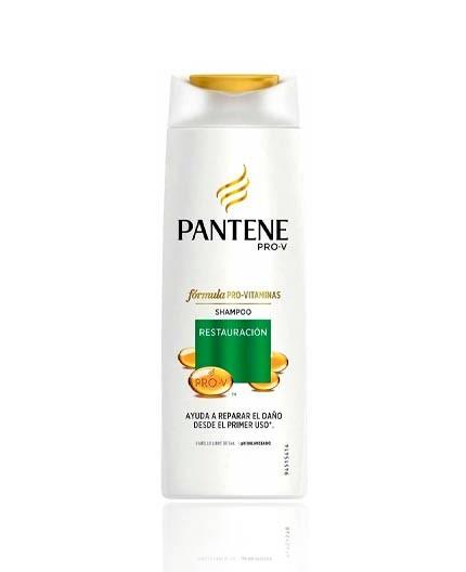 Shampoo Pantene Pro-v Restauración