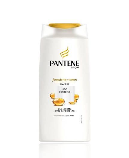 Shampoo Pantene Pro-v Liso Extremo