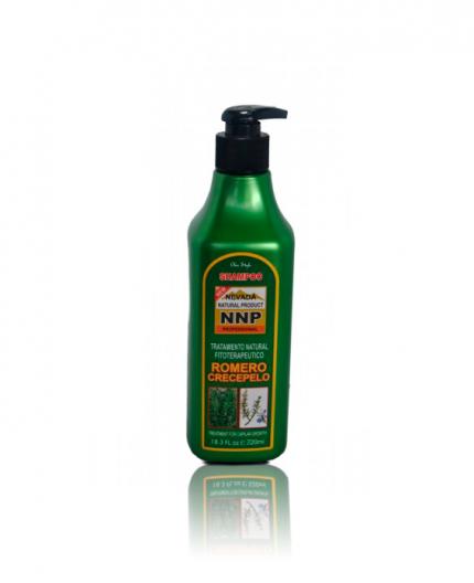 shampoo romero crecepelo de nevada 520 ml