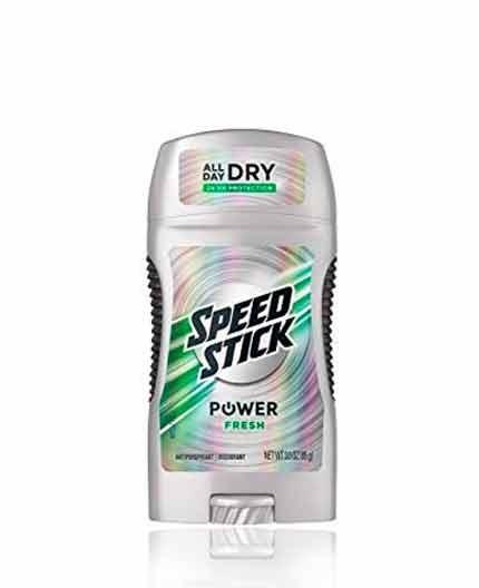 Desodorante Speed Stick en Barra Power