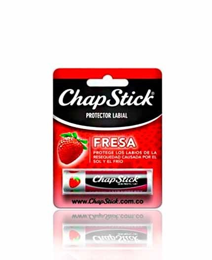 ChapStick de Fresa