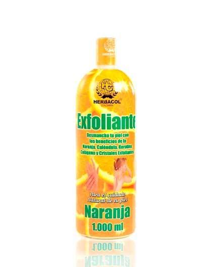 Exfoliante de Naranja Herbacol