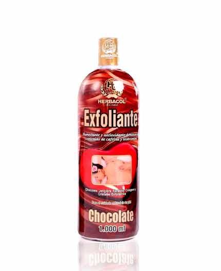Exfoliante de Chocolate Herbacol