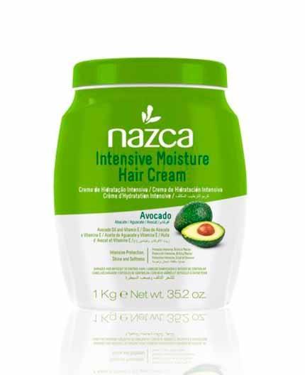 Tratamiento Capilar de Aguacate Nazca
