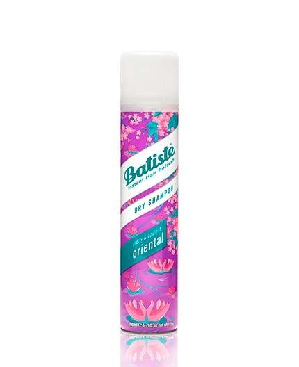 Shampoo Oriental en Spray Seco Batiste