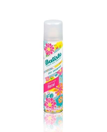 Shampoo Floral en Spray Seco Batiste