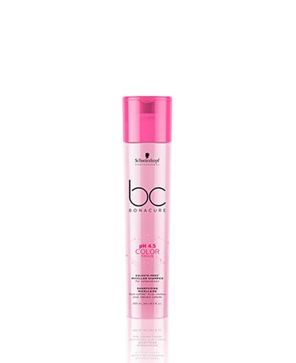 Shampoo Bonacure  pH 4.5 Color Freeze Schwarzkopf