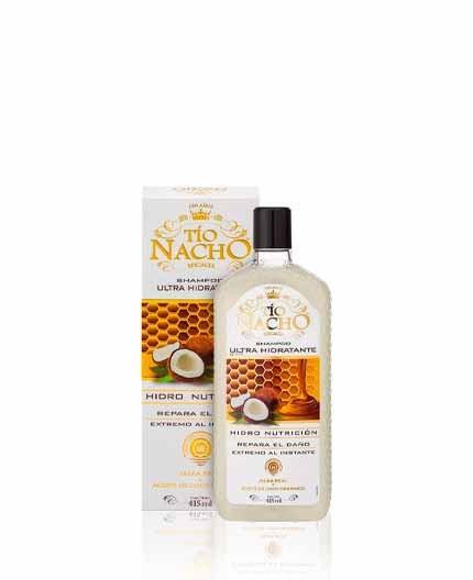 Shampoo Ultra Hidratante Tio Nacho
