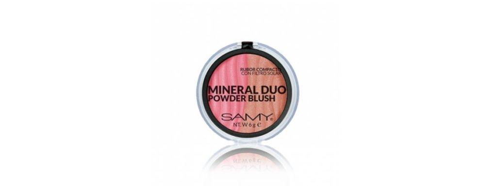 Top 10 con productos de maquillaje Samy en Colombia que no te debes perder- Rubor