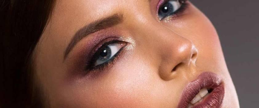 Como aprender a maquillarse los ojos con sombras