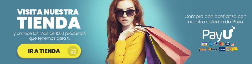 tu mejor tienda de maquillaje online - sistema de pago
