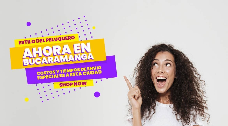 Siempre bella con cosméticos de nuestra tienda virtual en Bucaramanga