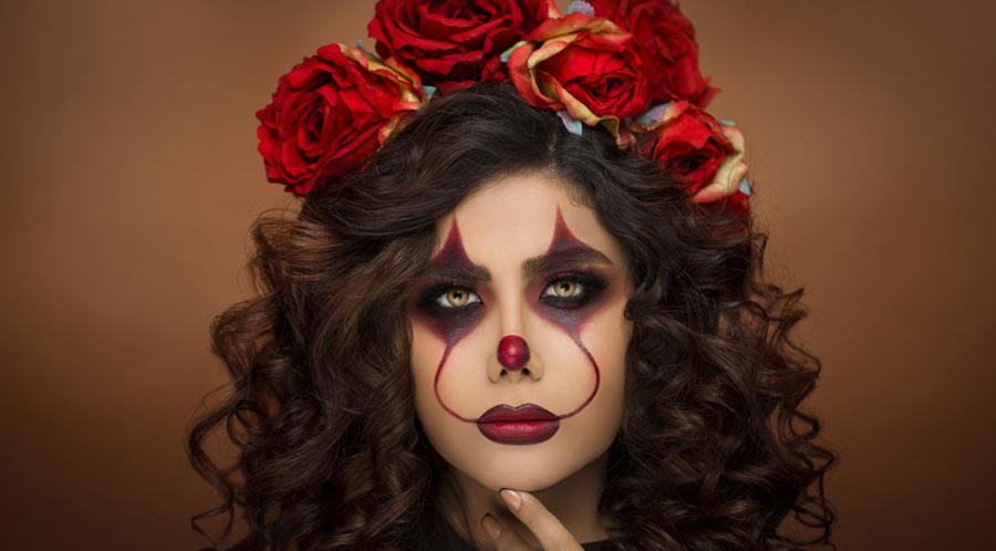 tienda de maquillaje para Halloween
