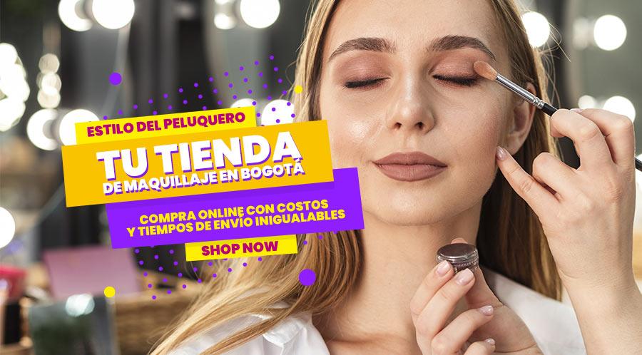 Tienda de maquillaje Bogotá