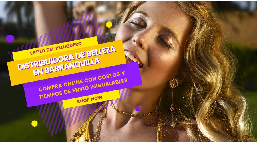distribuidora de belleza Barranquilla