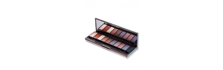 ▷ Increíble catálogo de paletas de sombras de maquillaje
